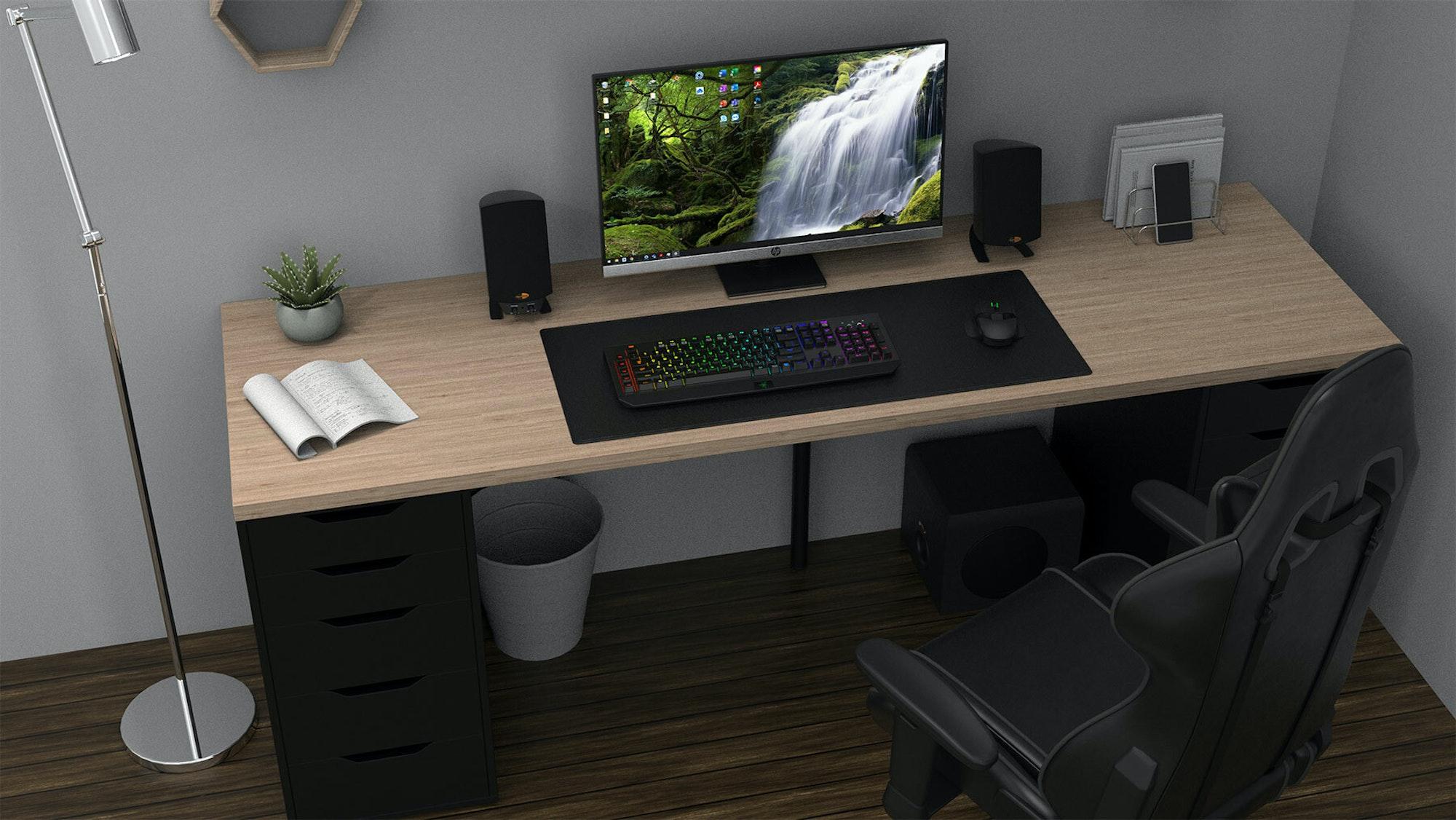 Klipsch Pro Media 21 THX best computer speakers in office