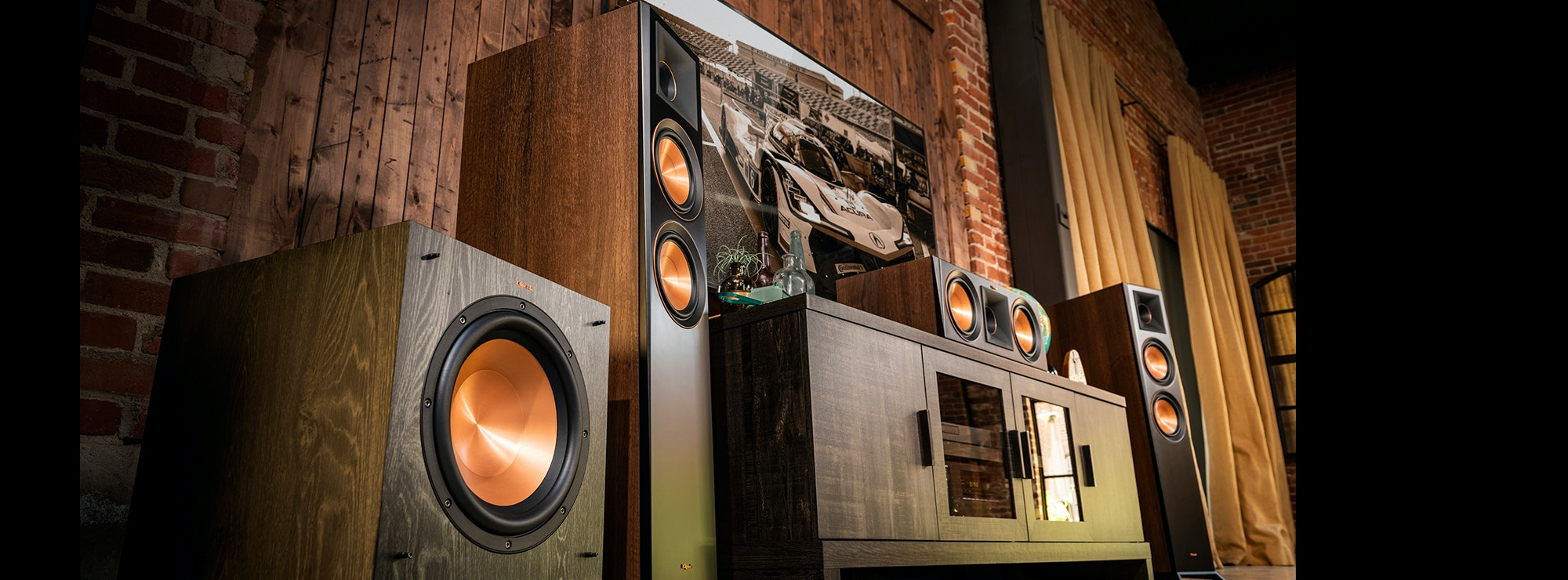 Klipsch Reference Reference Premiere best audio speakers