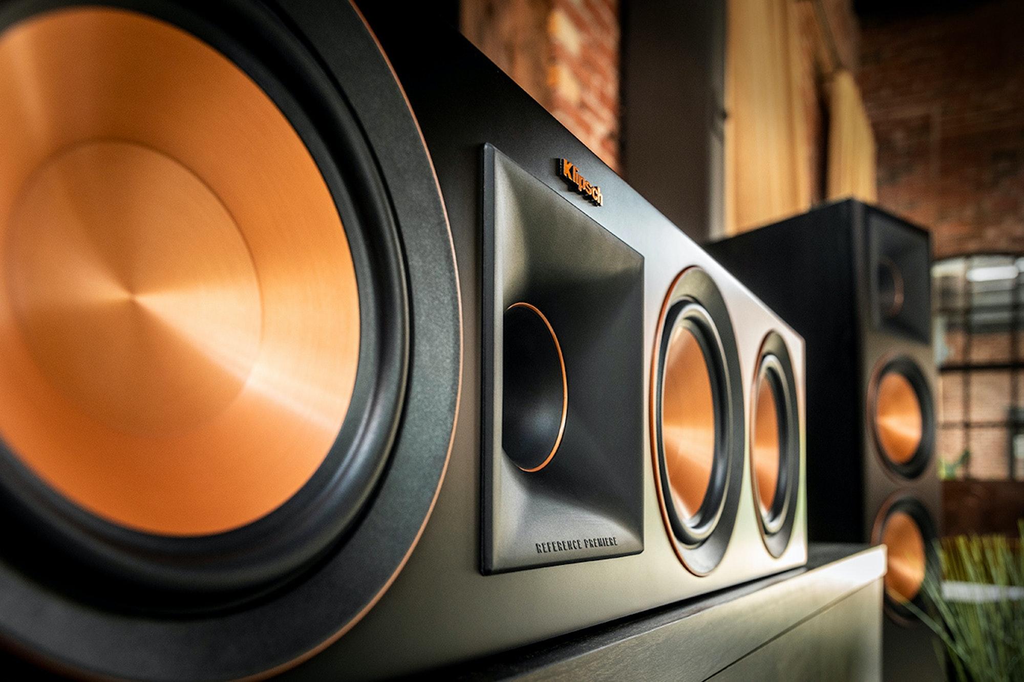 Klipsch best center channel speaker