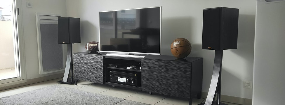HOME THEATER #MONDAYSHOWCASE WINNER: A SHOW-STOPPING SETUP