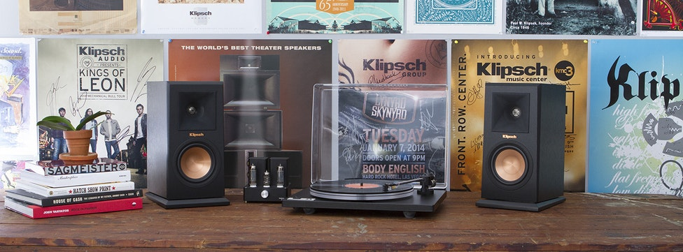 Best Speakers for Your Record Player