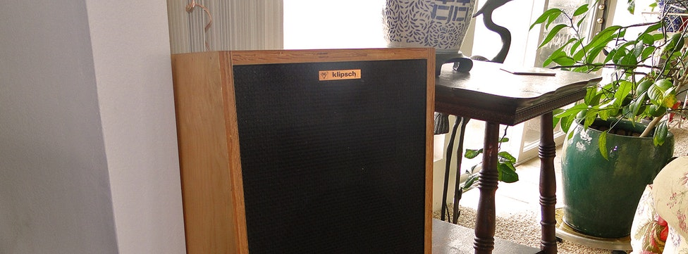 40 Years and Counting with Klipsch Heresy Speakers