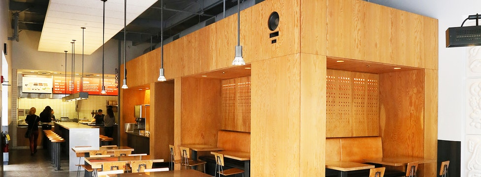 Klipsch Install Stories: Chipotle adds Heresy III
