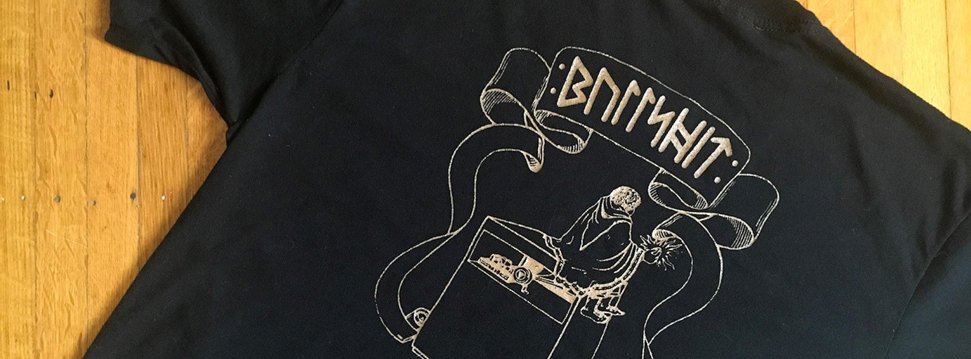 Klipsch Hobbit Bullshit shirt