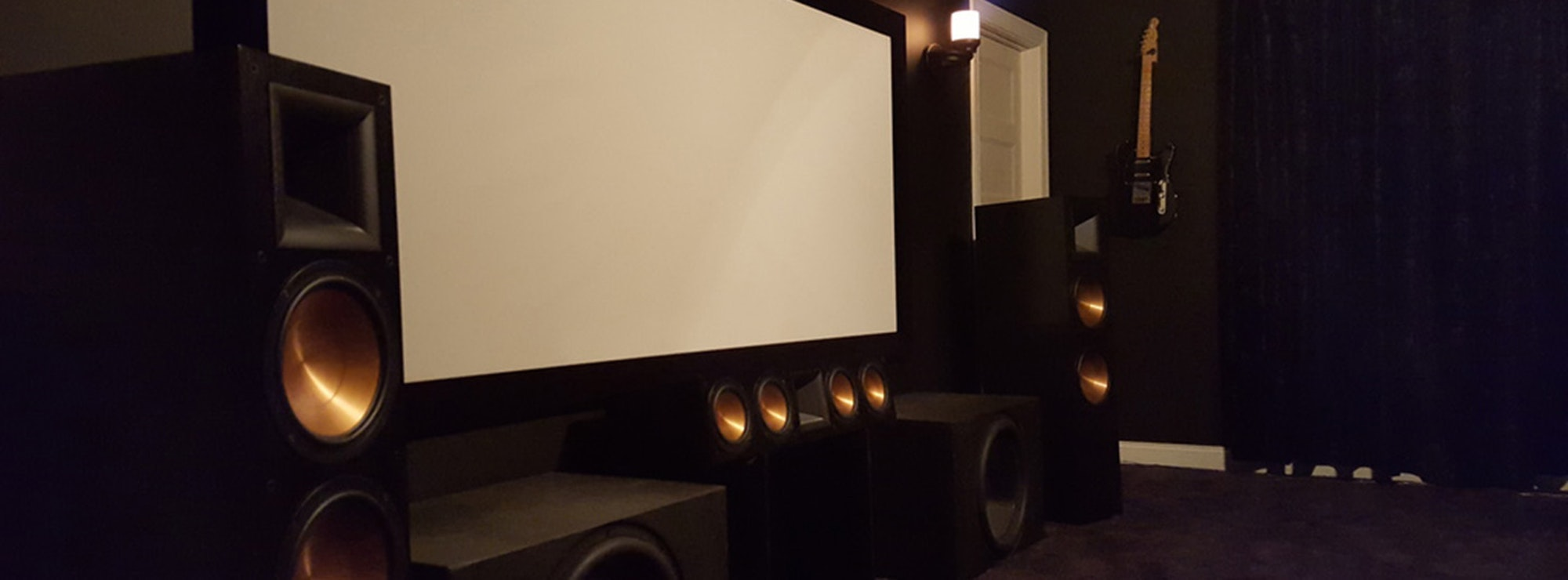 Klipsch home theater system