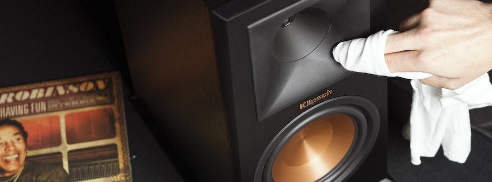 How To Clean Klipsch Speakers
