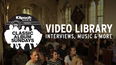 Classic Album Sundays Video Library