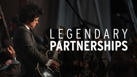Legendary Partnerships
