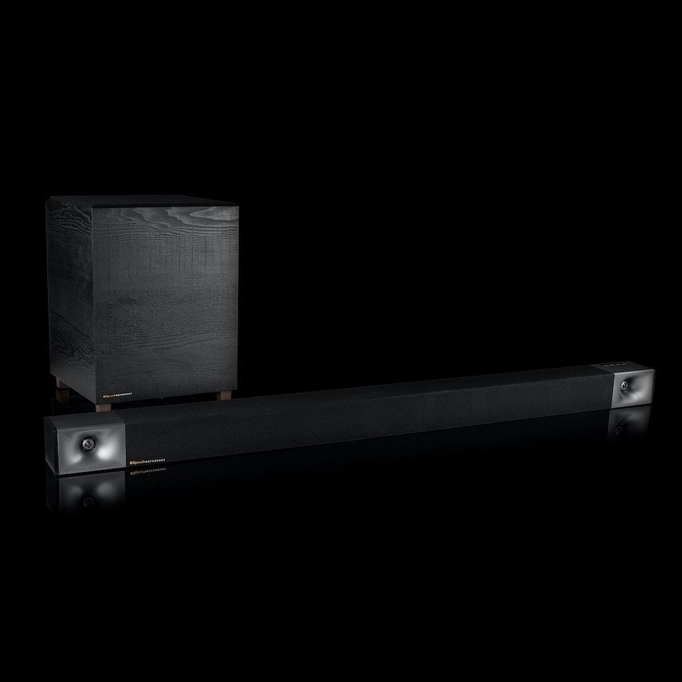 Bar 48 Reflection Black