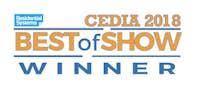 Cedia18 Bestof Show Winner Res