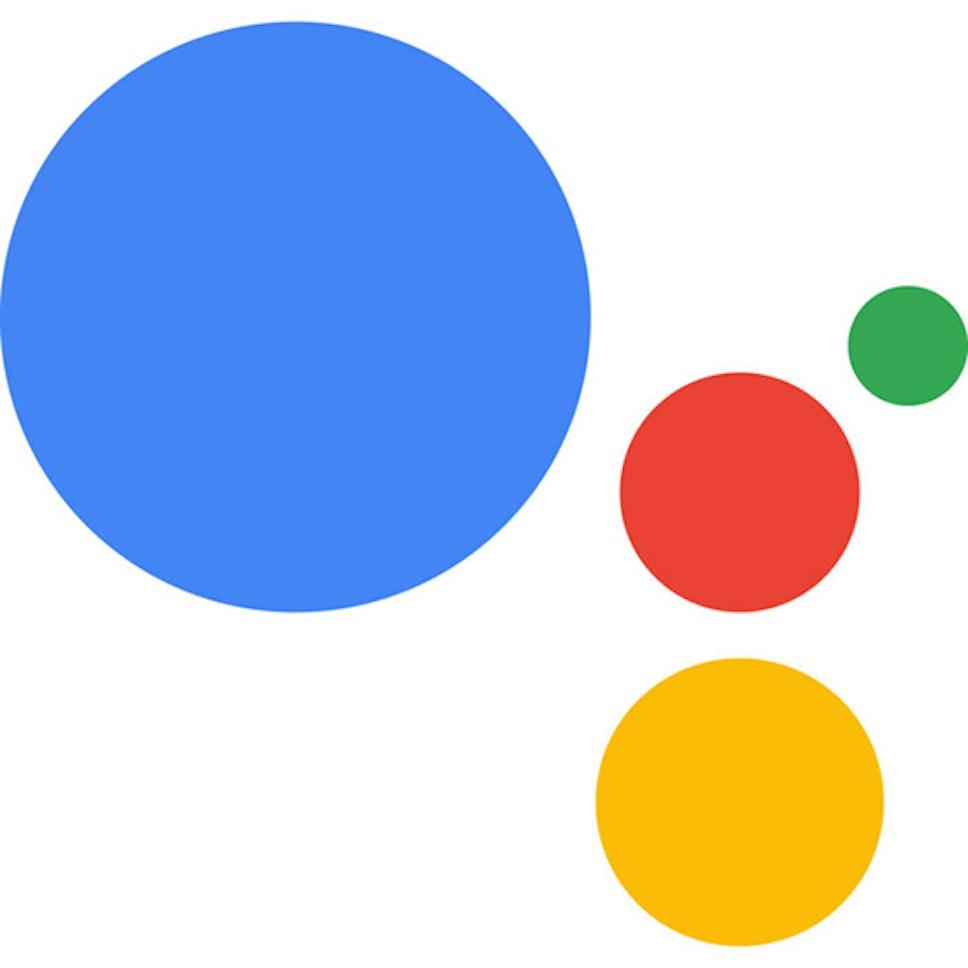 Google Assistant logo V2