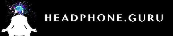Headphone Guru Logo Black