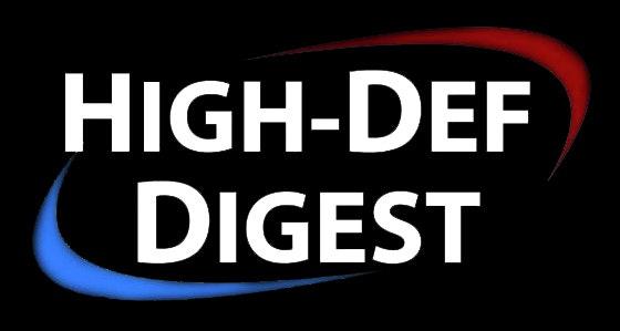 High Def Digest Logo Black