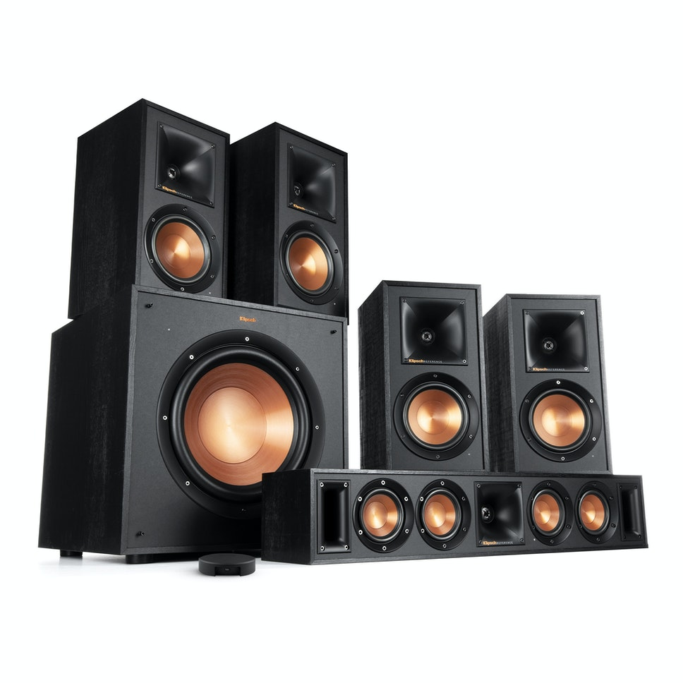 Klipsch Reference Wireless 5 1 Home Theater