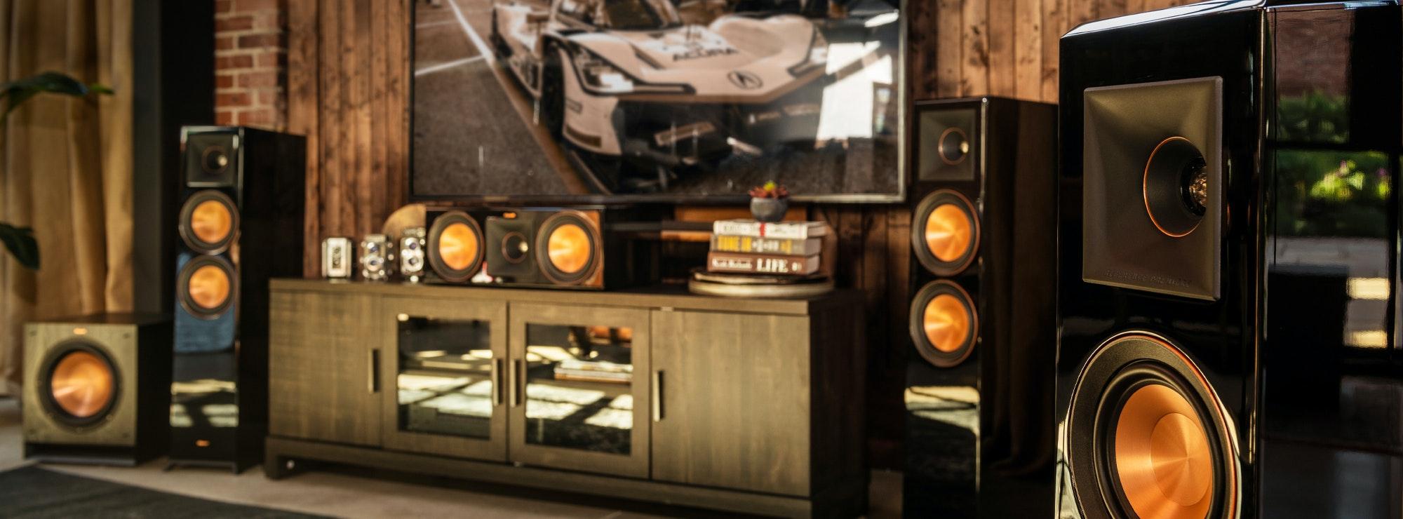 Klipsch reference premiere surround speaker system