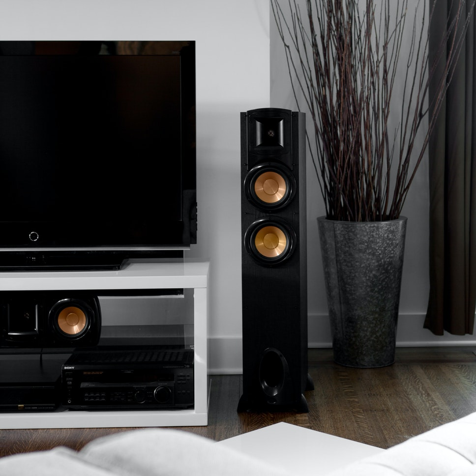 Synergy black label tech klipsch