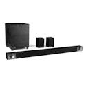 Sistema de sonido envolvente 5,1 Bar 48