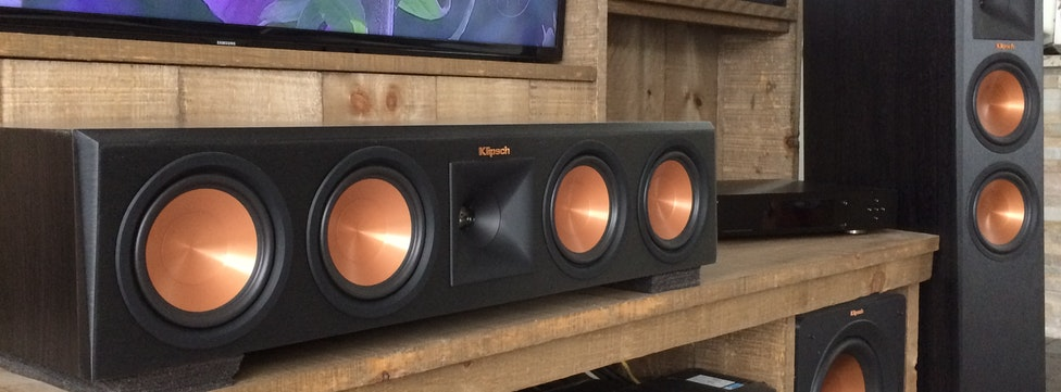 #MondayShowcase Interview: Klipsch Home Theater Setup