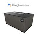The Three Google Assistant Matte Black