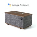 The Three Google Assistant Walnut Klipsch® Certified Factory Refurbished