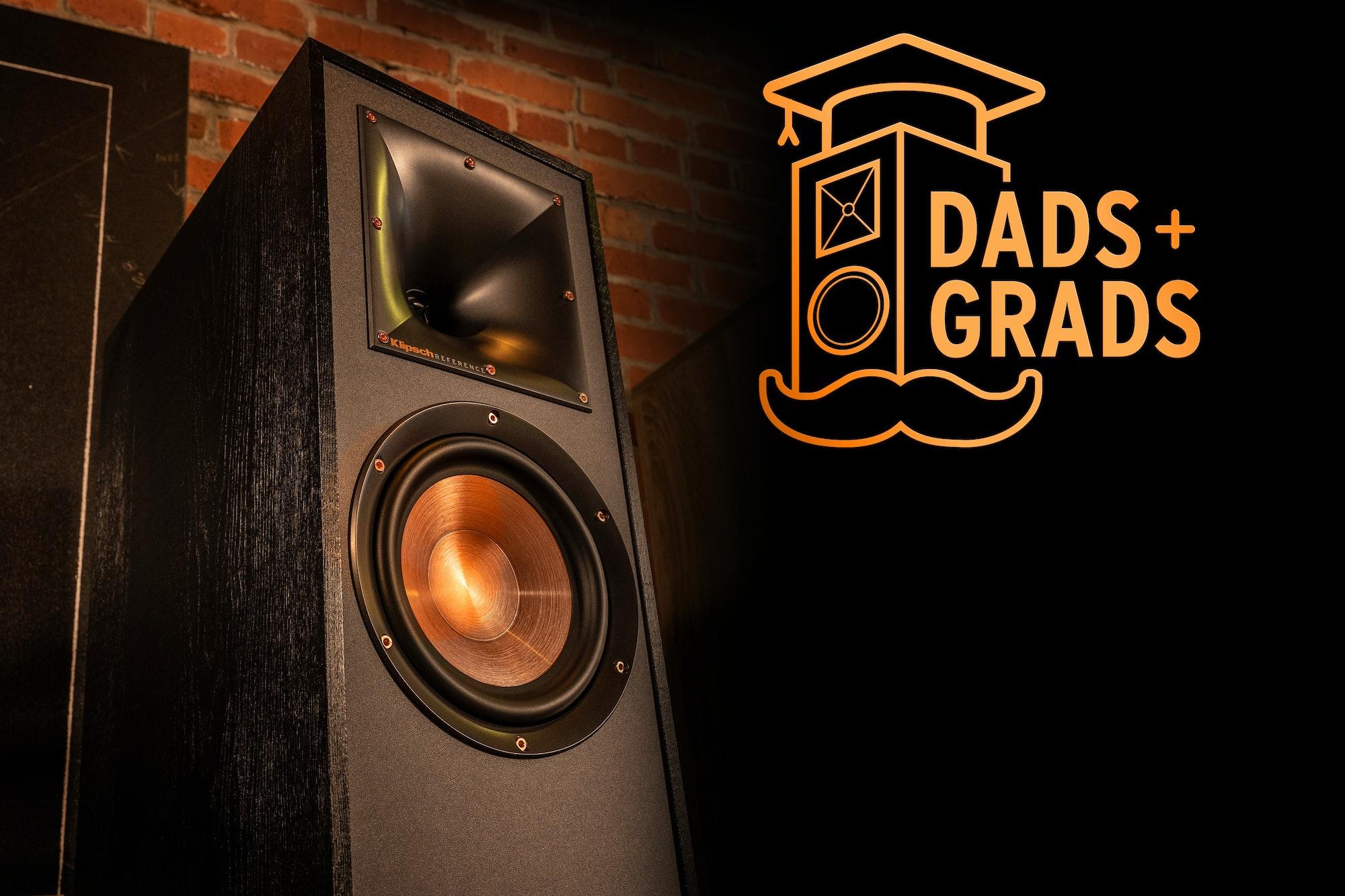 Klipsch dads grads speaker headphone sale