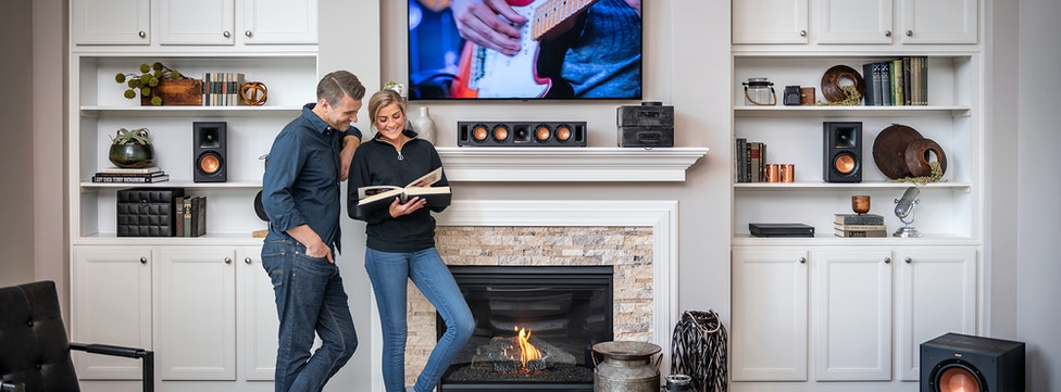 Everything You Want To Know About Reference Wireless Home Theater Speakers...But Were Afraid to Ask